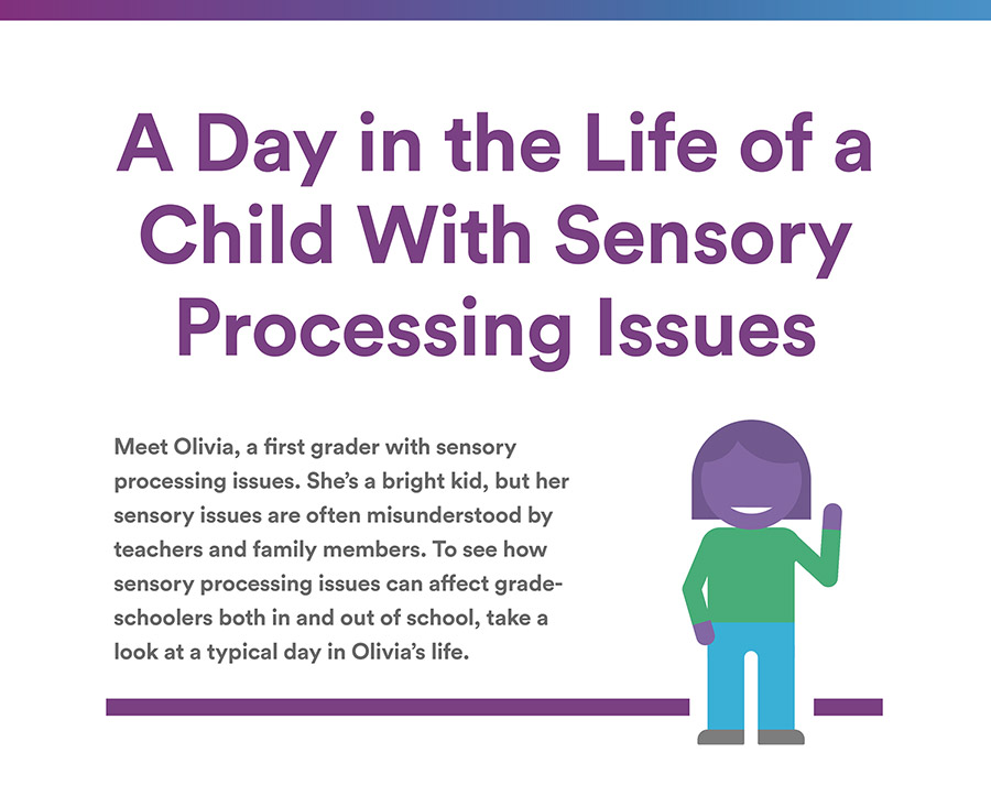 How Sensory Processing Issues Affect >> Read Now A Day In The Life Of A Child With Sensory Processing